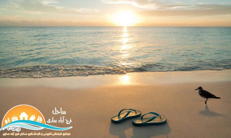 وب سایت مجتمع فرهنگی تفریحی گردشگری ساحل فرح آباد ساری