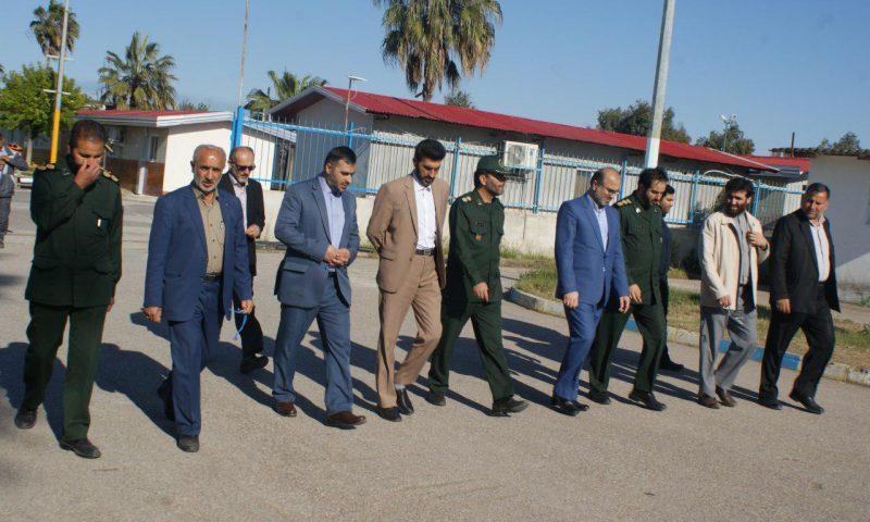 بازدید دادستان استان مازندران از مجتمع