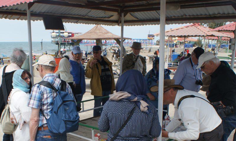 گردشگران خارجی